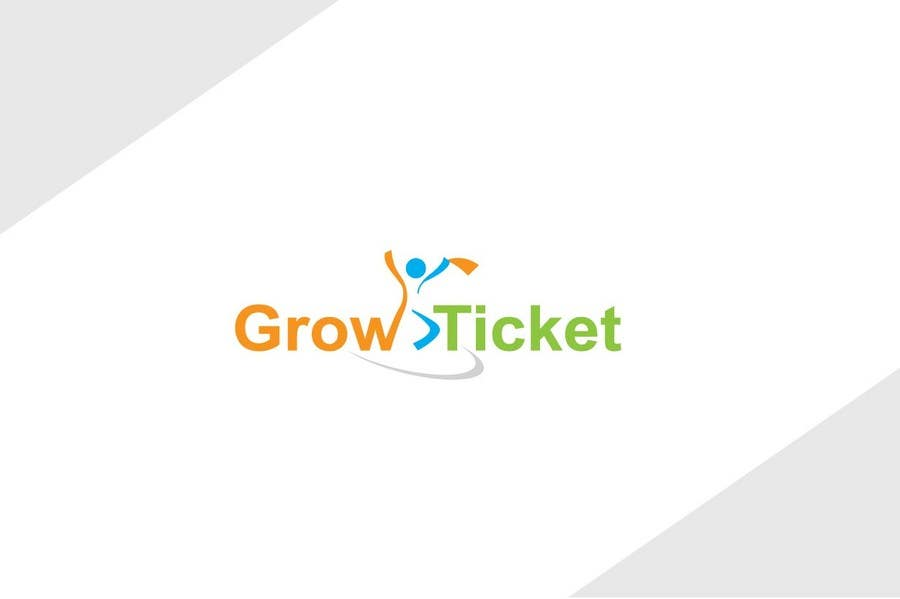 Contest Entry #320 for Logo Design for Growticket