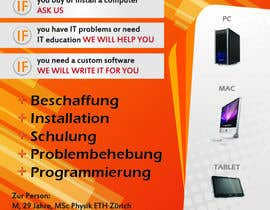 #57 for Flyer Design for eleff Software af izzup