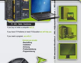 #62 for Flyer Design for eleff Software by Todoket