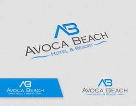 #298 untuk Design a Logo for Avoca Beach Hotel & Resort oleh mamunfaruk