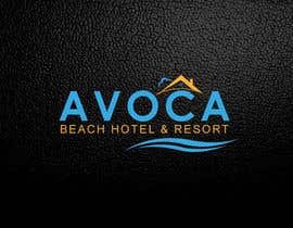 #318 untuk Design a Logo for Avoca Beach Hotel & Resort oleh finetone