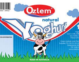 #118 untuk Graphic Design for Ozlem Kebab & Packaging Pty Ltd oleh eenchevss