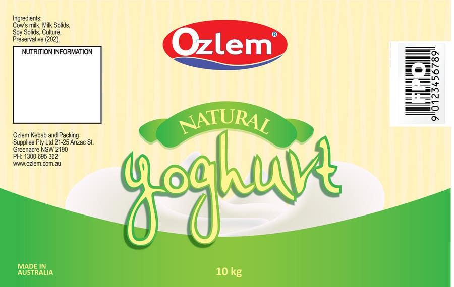 #2 for Graphic Design for Ozlem Kebab & Packaging Pty Ltd by robertcjr