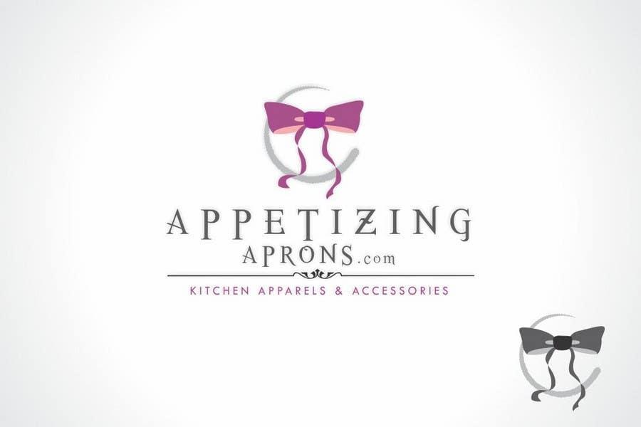 """Intrarea #118 pentru concursul """"Logo Design for AppetizingAprons.com"""""""