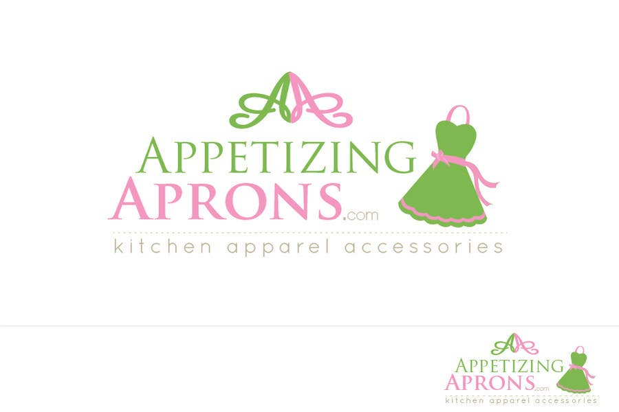 Konkurrenceindlæg #48 for Logo Design for AppetizingAprons.com