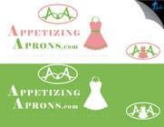 Graphic Design Entri Peraduan #121 for Logo Design for AppetizingAprons.com
