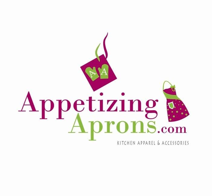 """Intrarea #15 pentru concursul """"Logo Design for AppetizingAprons.com"""""""