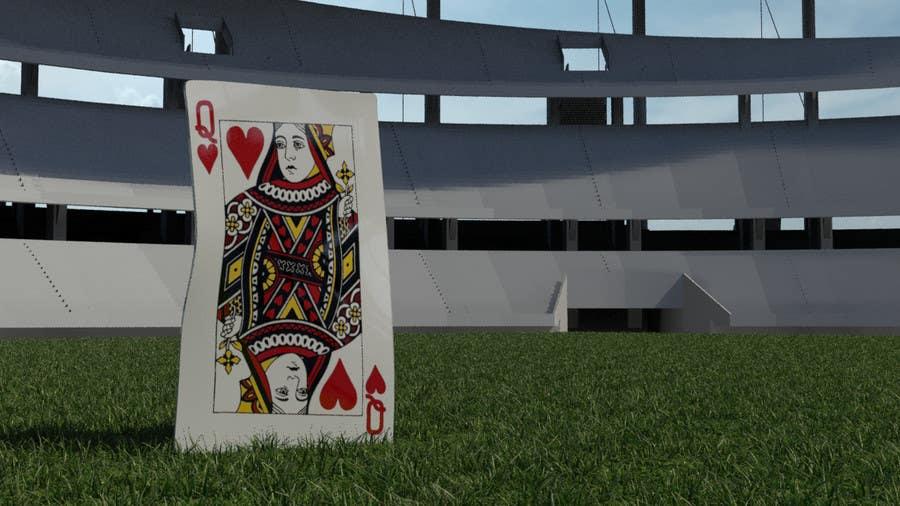 Penyertaan Peraduan #                                        8                                      untuk                                         Animation for Playing Cards