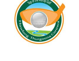 #127 para Logo Design for Top Of The Murray Golf por soumitramatrix