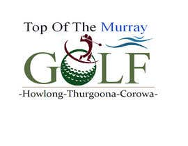 #150 pentru Logo Design for Top Of The Murray Golf de către naqvi93