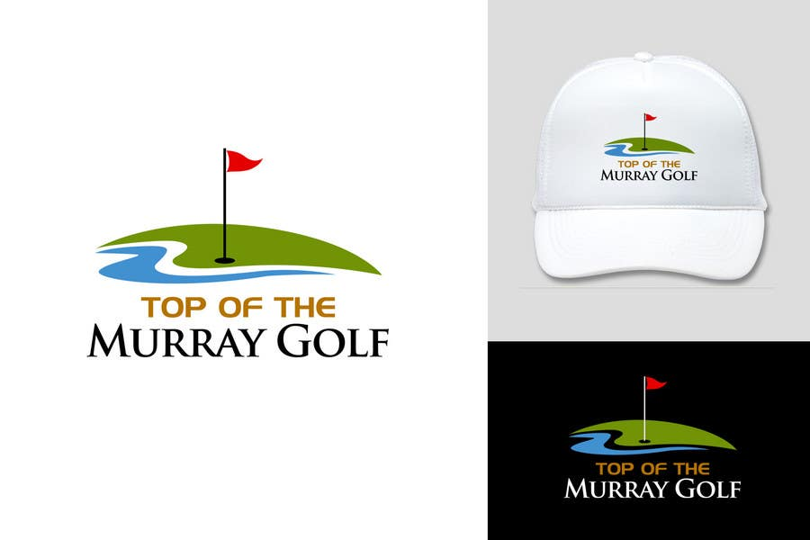 Contest Entry #                                        112                                      for                                         Logo Design for Top Of The Murray Golf