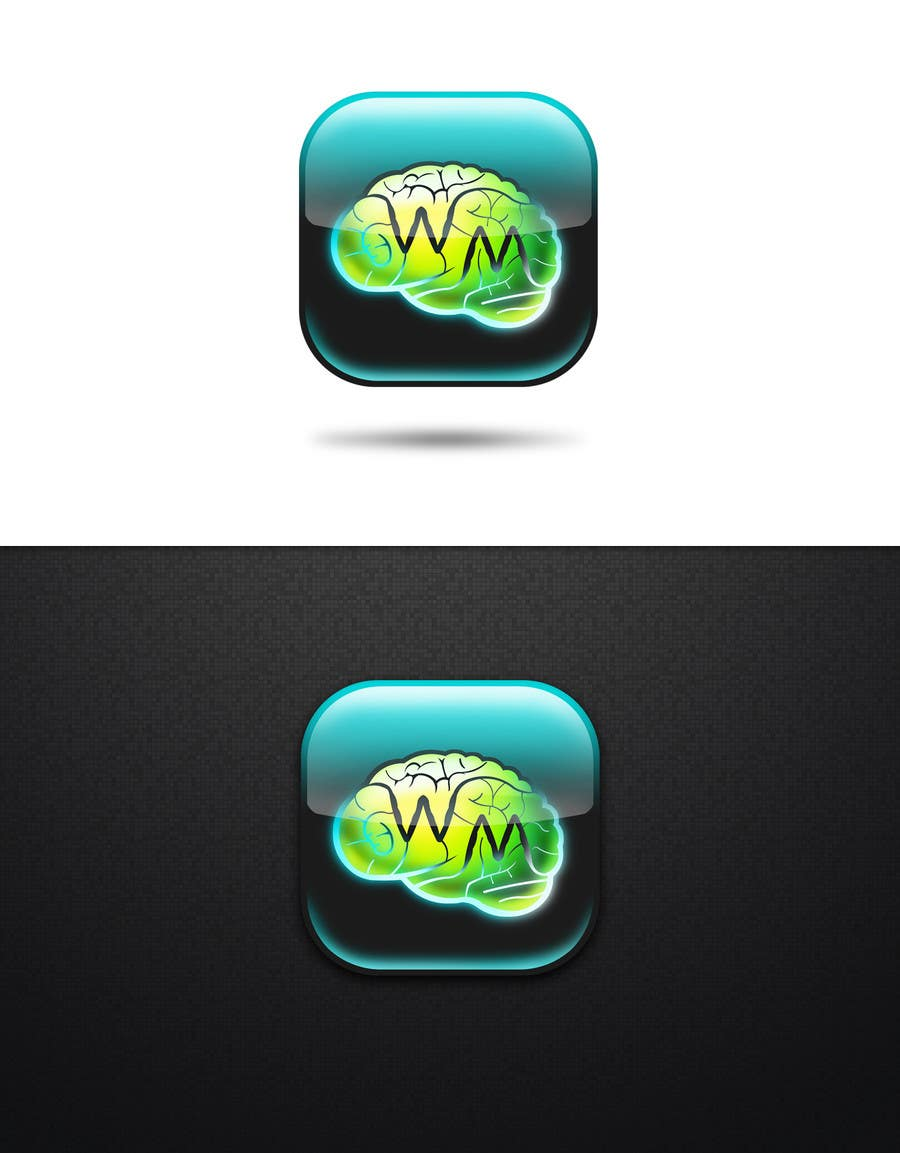 #1591 for W.M app icon design  by KhalfiOussama