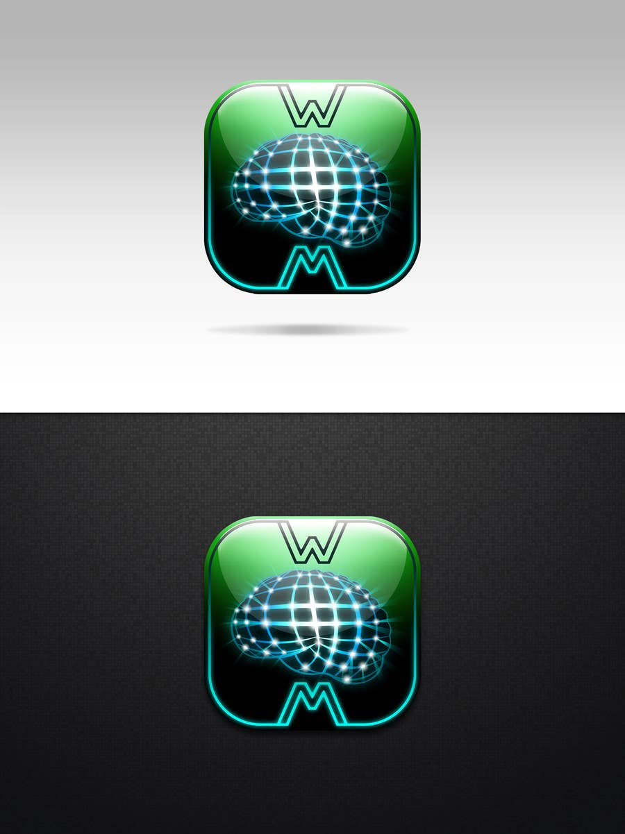 #1662 for W.M app icon design  by KhalfiOussama