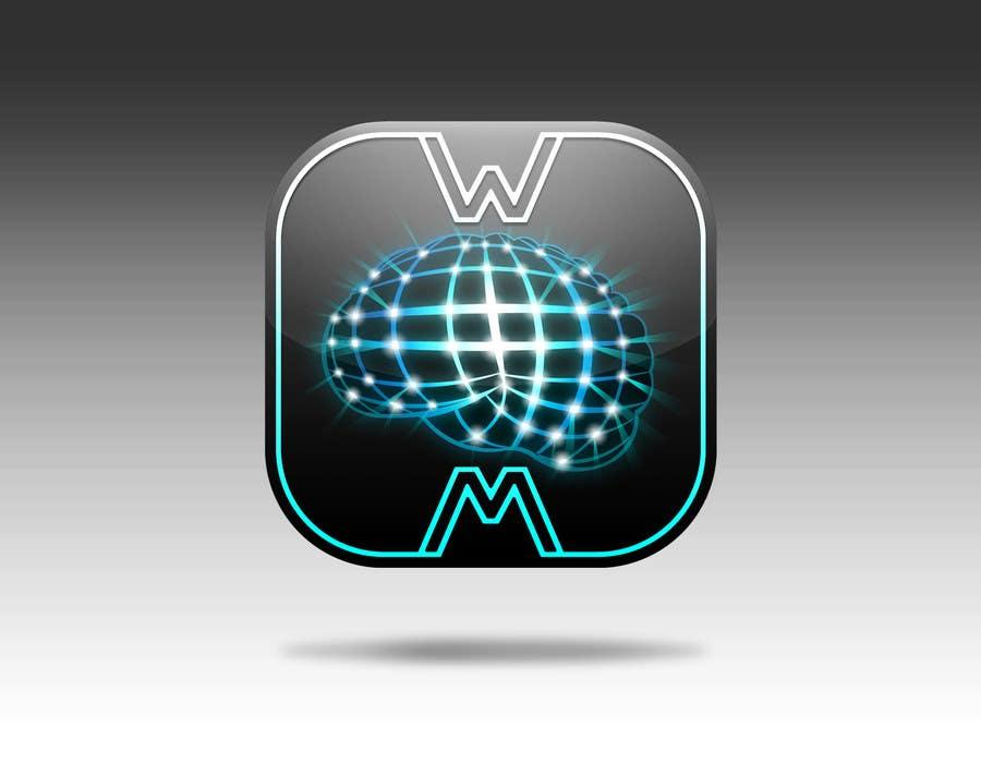 #1663 for W.M app icon design  by KhalfiOussama