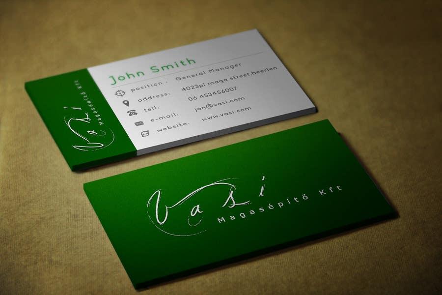 Penyertaan Peraduan #                                        54                                      untuk                                         Create a business card with special characters