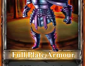 ninoblackwhite tarafından Card Game Design - Tiny Gladiators için no 58