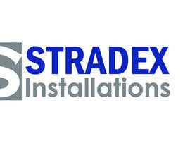 #23 para Logo Design for Stradex Installations por ama23