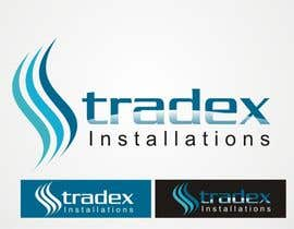 #81 para Logo Design for Stradex Installations por govindborde