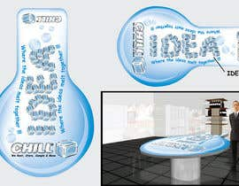 #13 cho Graphic Design for a Test Tube Table @ CHILL bởi PetaSmart