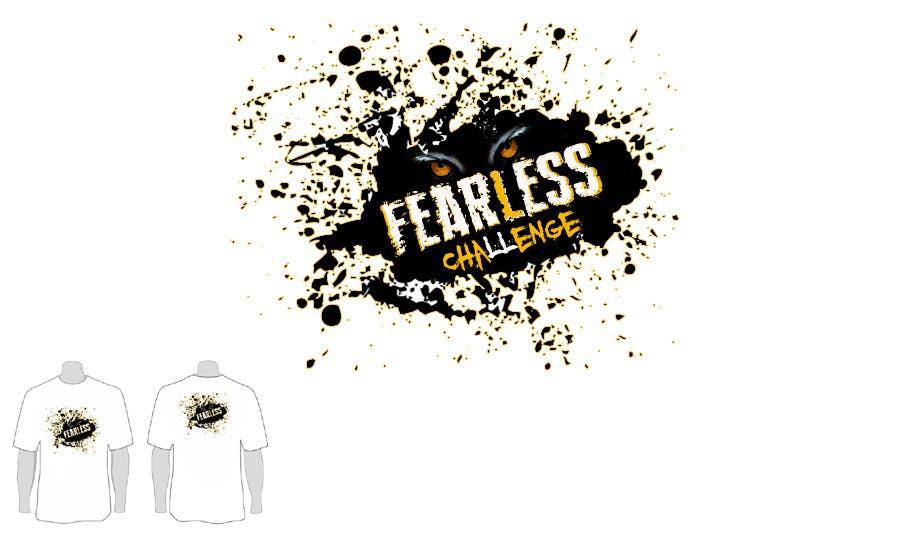Konkurrenceindlæg #                                        33                                      for                                         Logo Design for Fearless Challenge