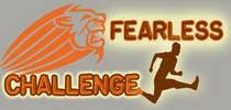 Graphic Design Konkurrenceindlæg #103 for Logo Design for Fearless Challenge