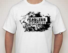 nº 111 pour Logo Design for Fearless Challenge par ArpitAnshu