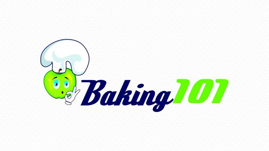 #72 for Design a Logo for Baking 101 by panastasia