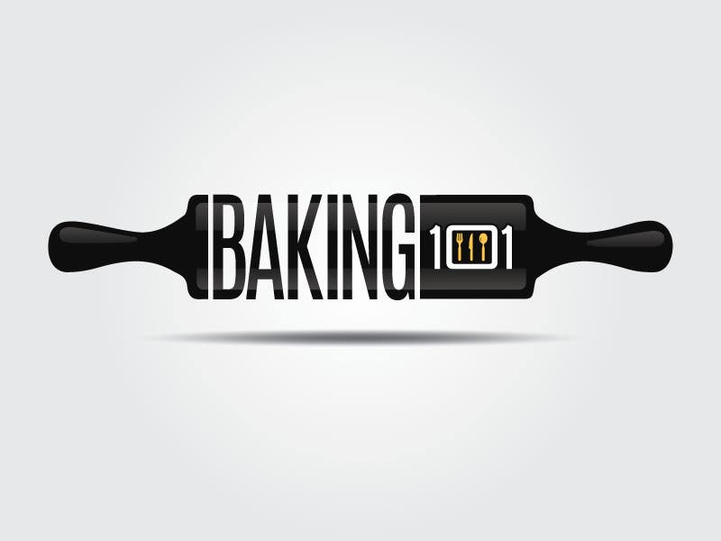 #45 for Design a Logo for Baking 101 by alMusawar