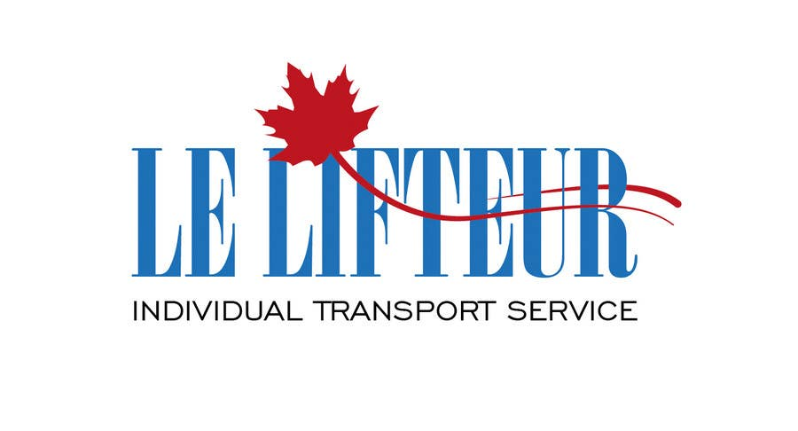 Logo Design for Le Lifteur için 107 numaralı Yarışma Girdisi