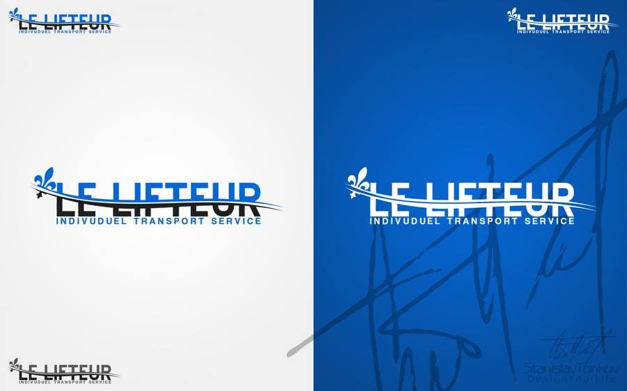 Contest Entry #                                        94                                      for                                         Logo Design for Le Lifteur