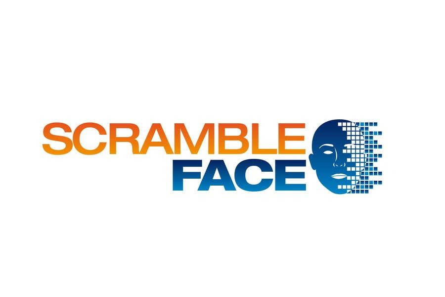 Proposition n°                                        102                                      du concours                                         Logo Design for SCRAMBLEFACE (or SCRAMBLE FACE)