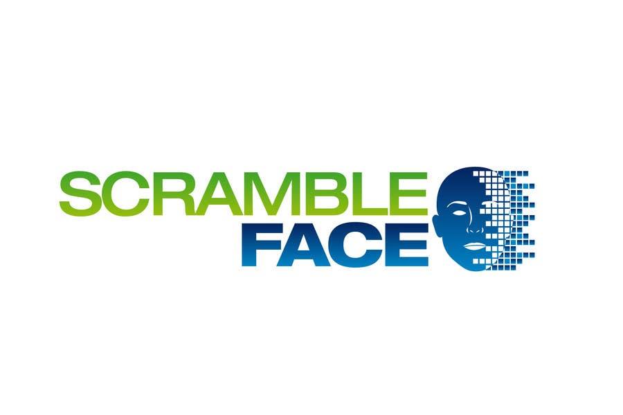 Proposition n°                                        101                                      du concours                                         Logo Design for SCRAMBLEFACE (or SCRAMBLE FACE)
