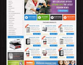 #4 for New design webshop af sweetys1