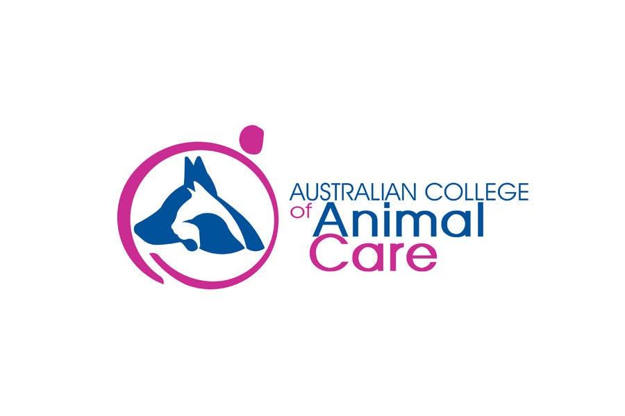 Bài tham dự cuộc thi #                                        55                                      cho                                         Logo Design for Australian College of Animal Care
