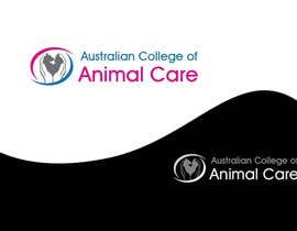 #127 cho Logo Design for Australian College of Animal Care bởi masudrafa