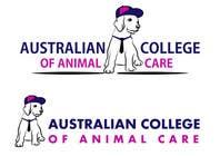 Logo Design for Australian College of Animal Care için Graphic Design75 No.lu Yarışma Girdisi