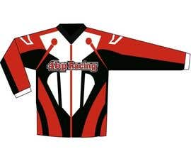 #30 para Long sleeve racing T-shirt Design for 4bpracing.com.au por ryanpujado11