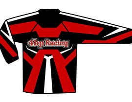 #10 para Long sleeve racing T-shirt Design for 4bpracing.com.au por marsalank