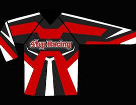 #9 cho Long sleeve racing T-shirt Design for 4bpracing.com.au bởi marsalank