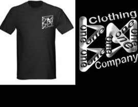 #126 for T-shirt Design for The BN Clothing Company Inc. af hopeful021