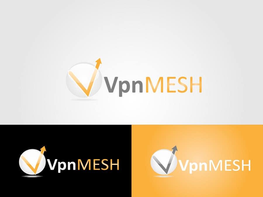 Contest Entry #                                        39                                      for                                         Logo Design for VpnMesh
