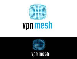 #125 para Logo Design for VpnMesh por safi97