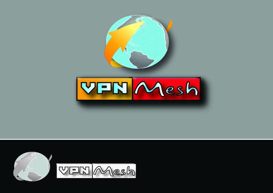 Contest Entry #                                        237                                      for                                         Logo Design for VpnMesh