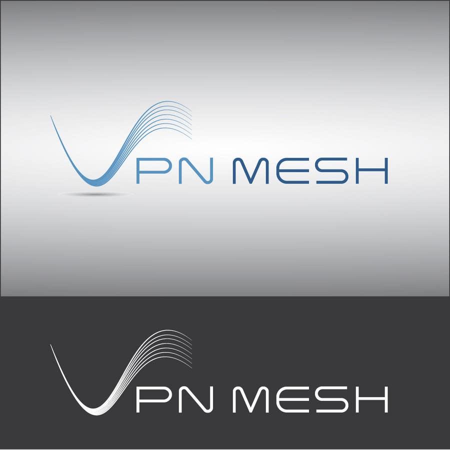 Contest Entry #                                        15                                      for                                         Logo Design for VpnMesh