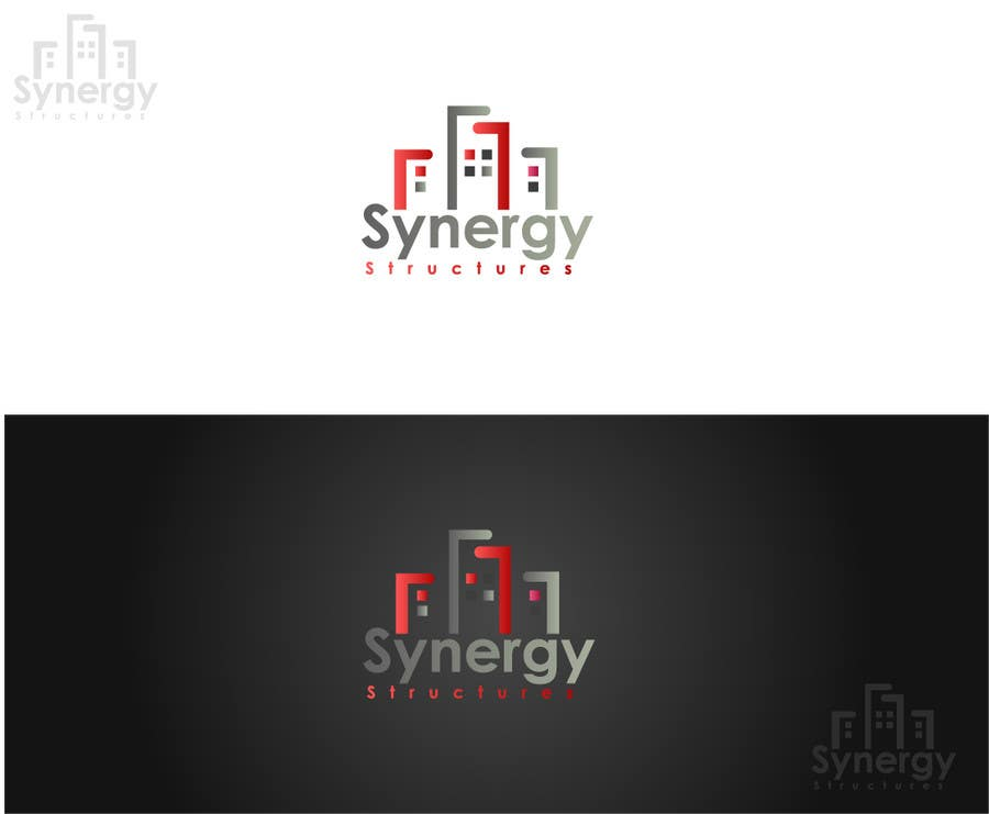"#4 for Logo for ""Synergy Structures"" $40 1st, $10 2nd. Apartment building construction company. by shemulehsan"