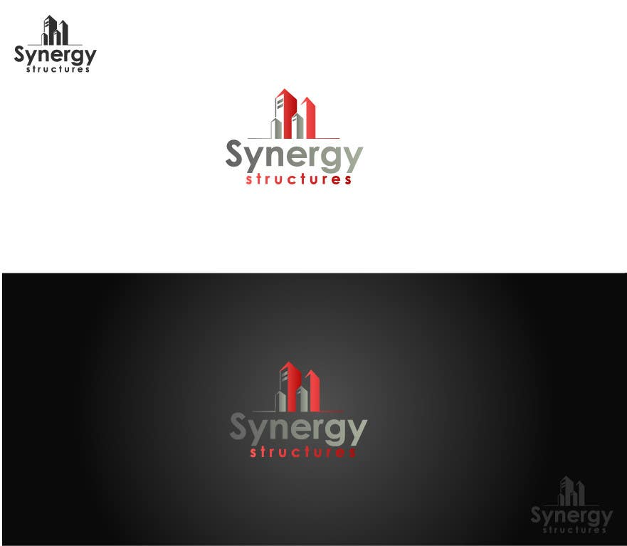 "#20 for Logo for ""Synergy Structures"" $40 1st, $10 2nd. Apartment building construction company. by shemulehsan"