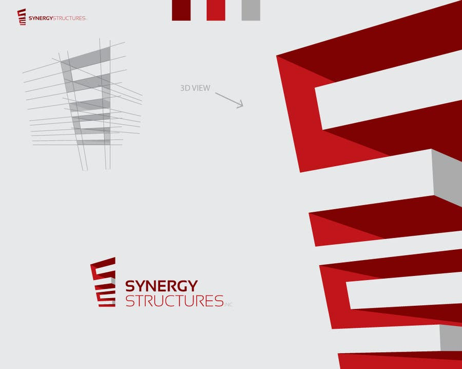 "#31 for Logo for ""Synergy Structures"" $40 1st, $10 2nd. Apartment building construction company. by Morhaf"