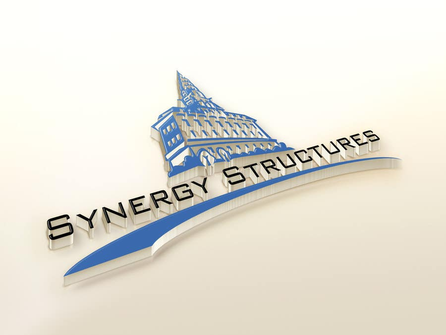 "#14 for Logo for ""Synergy Structures"" $40 1st, $10 2nd. Apartment building construction company. by IAN255"