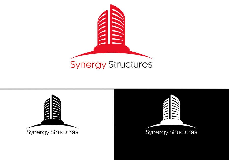 "#27 for Logo for ""Synergy Structures"" $40 1st, $10 2nd. Apartment building construction company. by tehsolution"