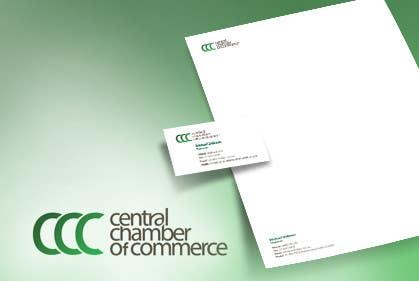 Konkurrenceindlæg #24 for ***URGENT*** Business Card Design for Central Chamber of Commerce